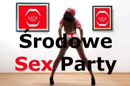 Środowe Sex Party | Usta Swingers | 20.12.2017 | Warszawa