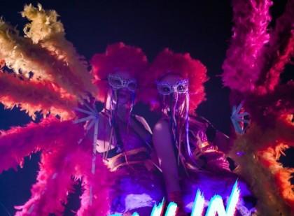 SEX PARTY W KLIMACIE MOULIN ROUGE | LaVa Club | 27.01.2017 | Warszawa