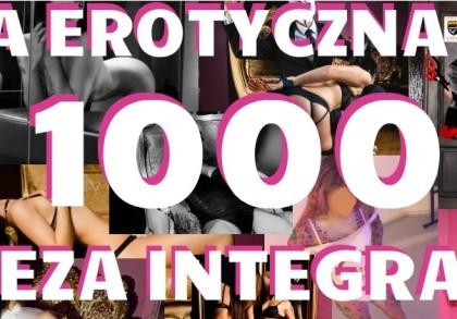 Wielka Erotyczna Przygoda 1000 Impreza Integracyjna | Usta Swingers Club| 28.01.2017 | Warszawa