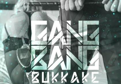 GANG BANG BUKKAKE | Lava Club | 10.02.2017 | Warszawa