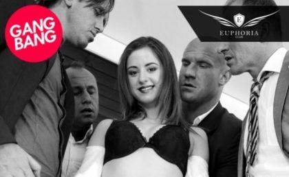 GANG BANG 100 + BUKKAKE | Euphoria Club | 24.06.2017 | Warszawa