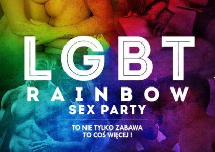 RAINBOW BISEX PARTY | Lava Club | 15.12.2017 | Warszawa