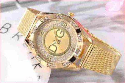 Złoty zegarek Damski Dobrzany  za 9 zł Kup teraz